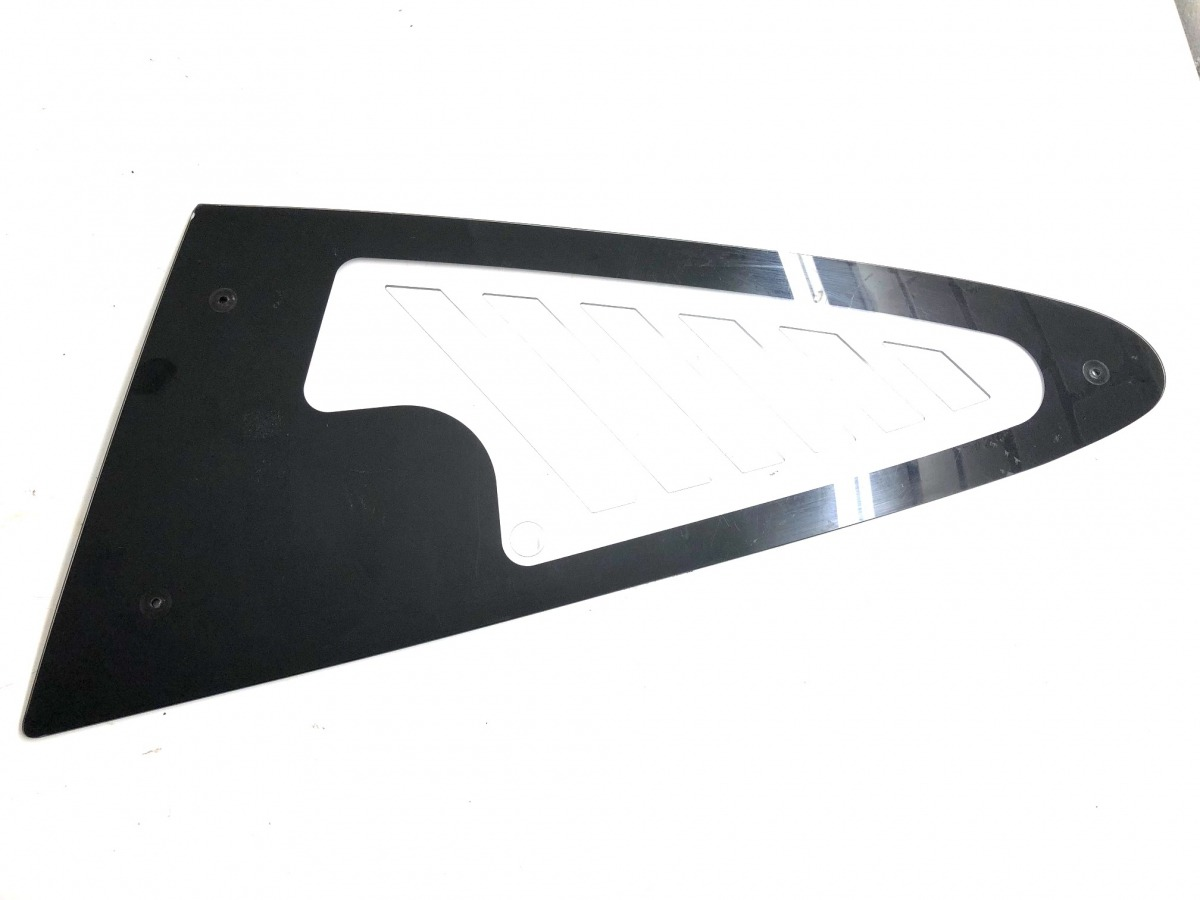 991 GT3 Cup rear - side window left with ventilation Porsche