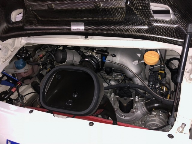 996 - 997 GT3 - Cup 3.8 l. AT Porsche racing engine replacement engine