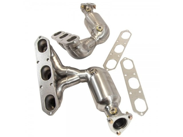 987.1 - Boxster - Cayman exhaust manifold with catalytic converters