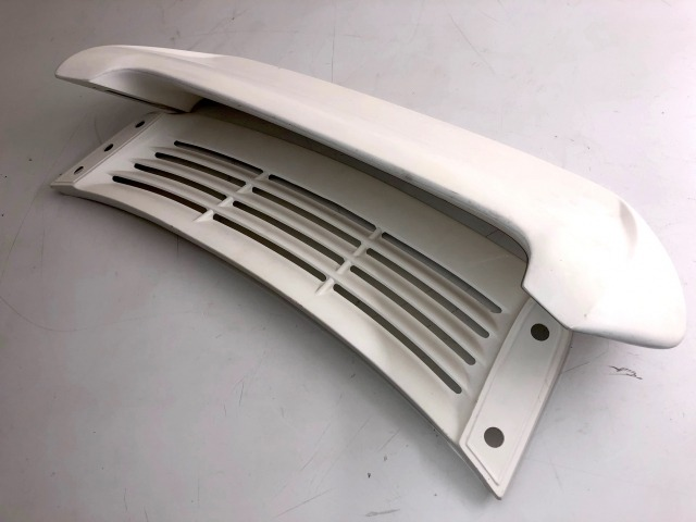 996 Carrera rear spoiler with bonnet adapter Porsche made of GFK