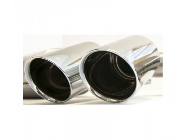 911 - 3,2 l. Sportexhaust ( Powerkit ) 2 tailpipes for Porsche 911