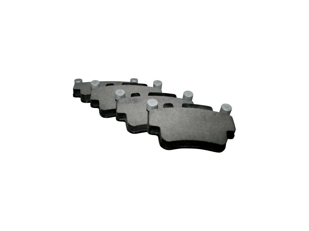 986 - 987 - 996 - 997 - Brake pad set front and rear