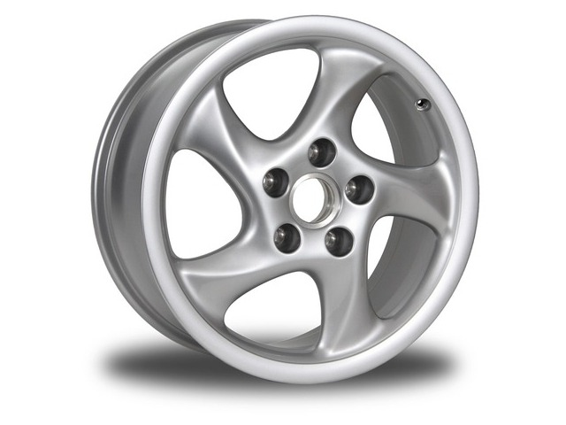 993 Leichtmetallrad 8 J x 18, ET 52 für Porsche 911