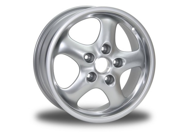 993 light alloy wheel 7 J x 17, ET 55 for Porsche 911