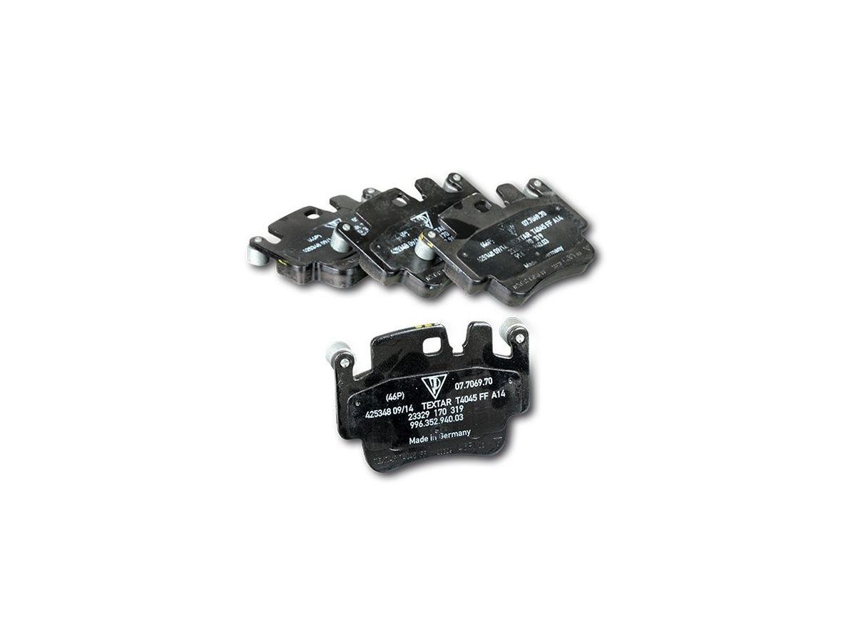 986 S - 996 Brake Pad Repair Kit for Porsche