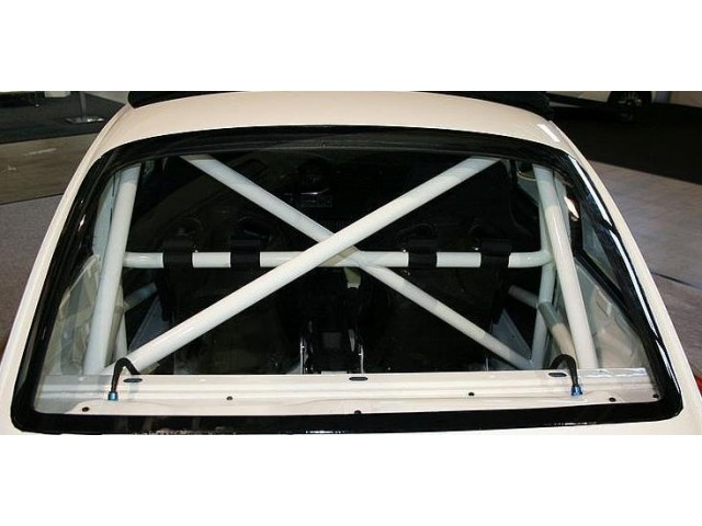 911 Race rear window clear with special coatings for Porsche racecars