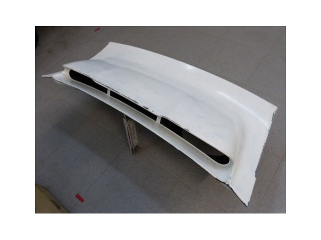 997 GT3 Cup rear lid carbon rear spoiler