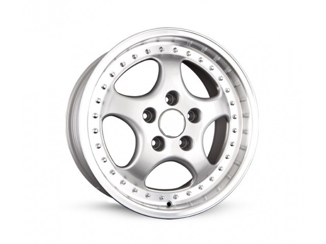 928 - 944 - 964 - 968 - 986 - 993 - 996 Wheel set silver18 inch in CUP design