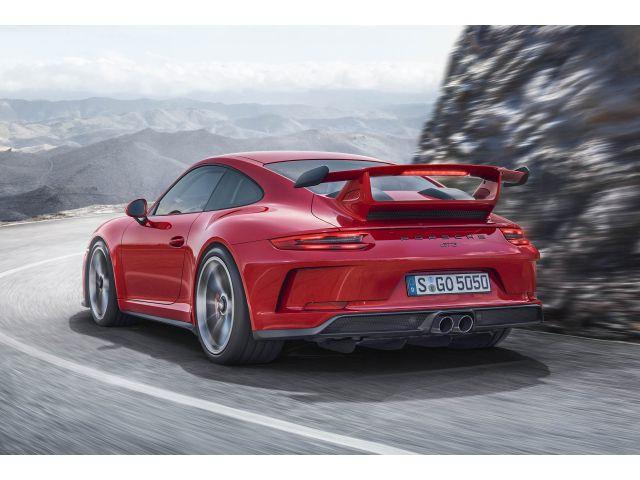 991 GT3 Heckspoiler Gen1 neu für Porsche 911