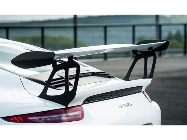 991 GT3 RS rear spoiler update for Porsche 991 types