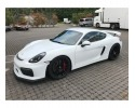 Cayman GT4 Porsche short gear ratio