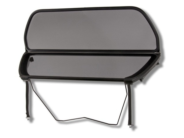 993 Convertible wind deflector in black for Porsche 911