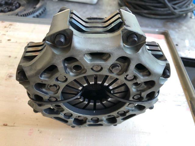 997 GT3 Cup Kupplung gebraucht