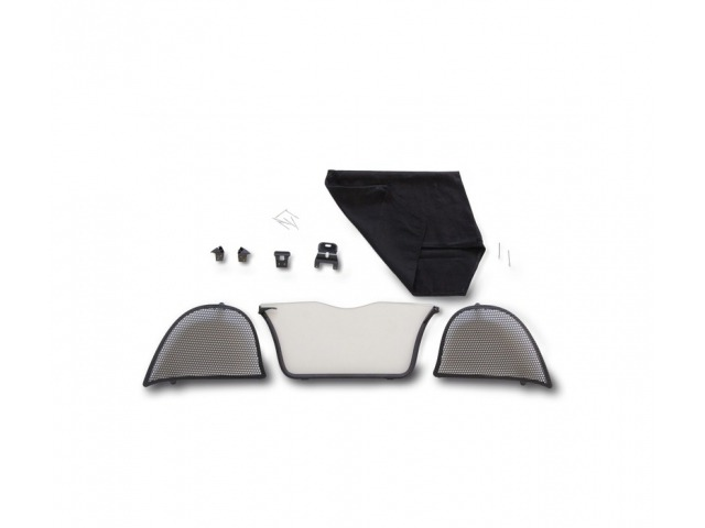 986 Boxster retrofit kit Wind deflector Wind deflector