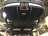 991 GT3 Cup diffuser and transmission floor for Porsche