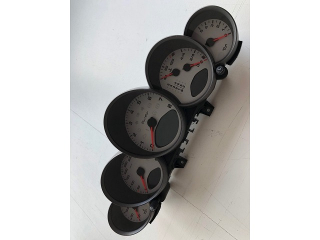997 Turbo Instruments ( Set ) Tiptronik