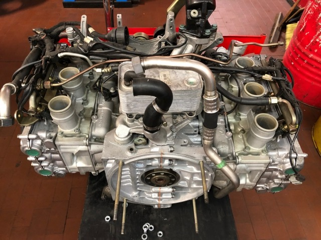 996 - GT3 Cup racing engine 3.6 liter for Porsche 911