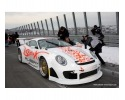 Porsche 997 RSR Flat Racecar by Albert Motorsport chopped