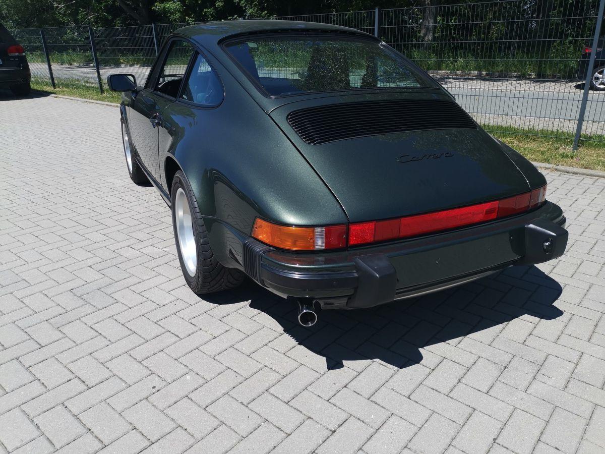 911 - 3,2 l. Sportauspuffanlage 2 seitliche Endrohre für Porsche 911