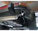 911 - 3.2 l. Sport exhaust system 2 side tailpipes for Porsche 911
