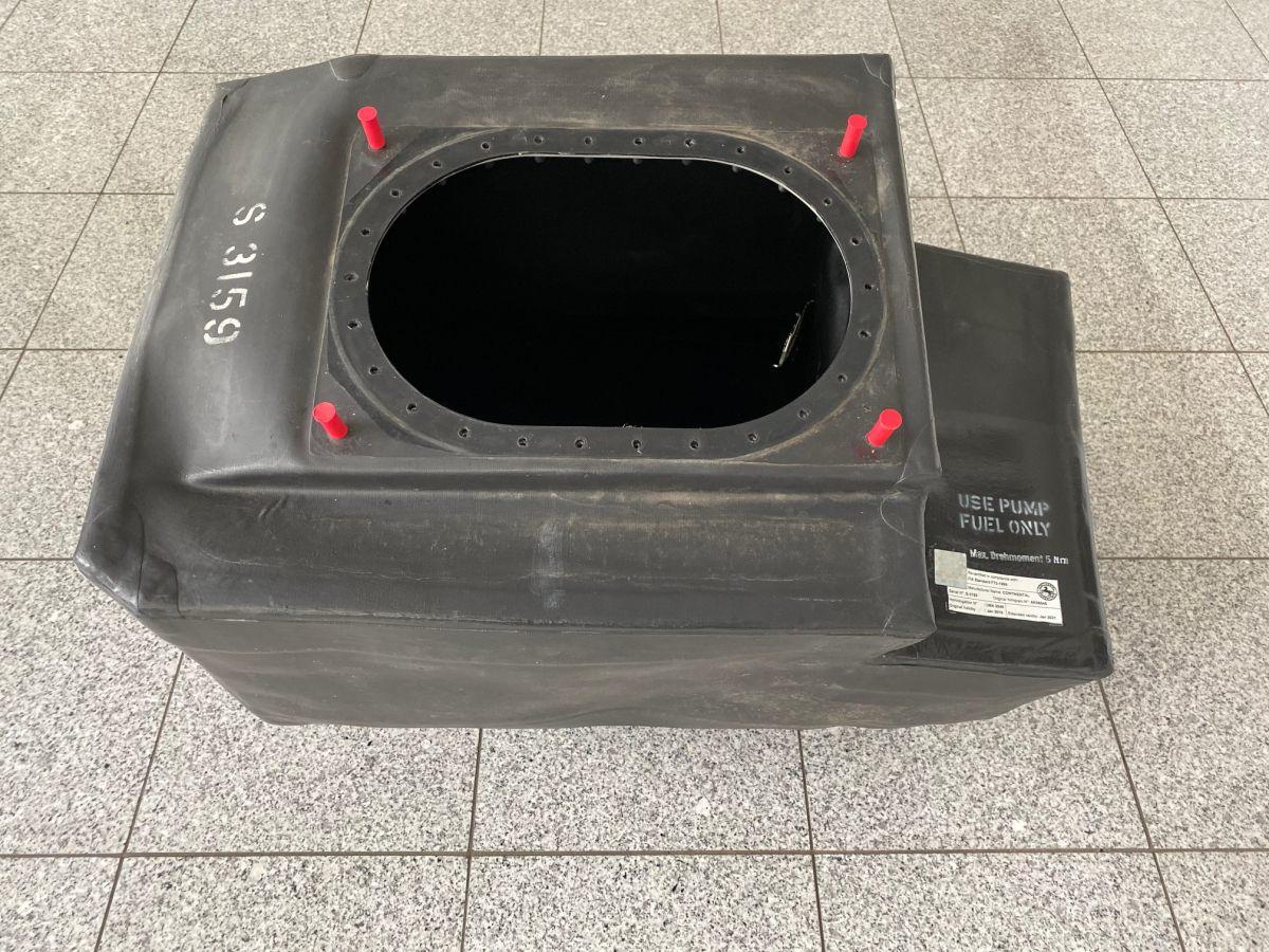 991 GT3 Cup Gummitank Tanksystem Tankblase
