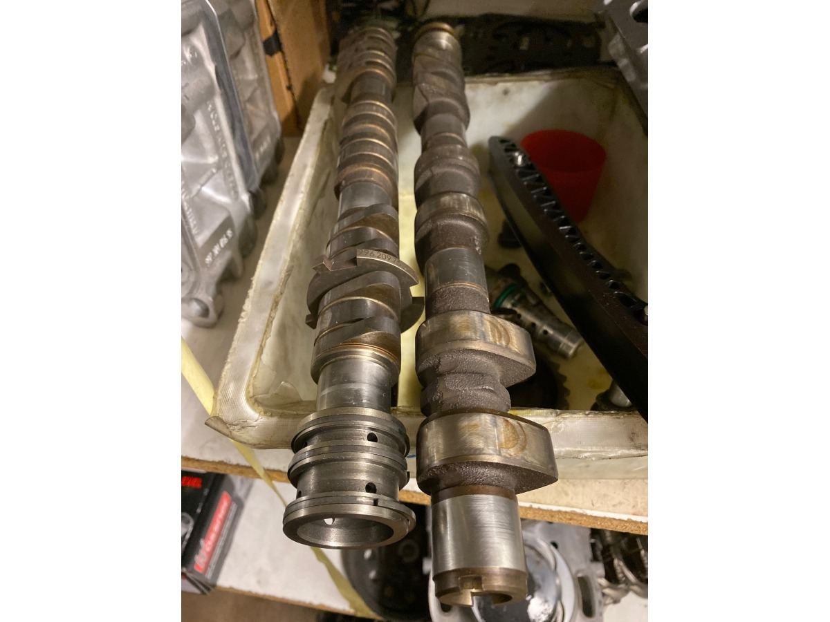 996 - Turbo - GT2 Camshafts Porsche ( Set )