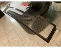 996 RSR intake frame for 911 Porsche front apron in carbon