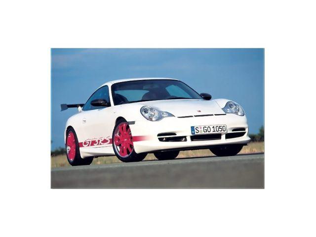 986 Boxster Bugschürze upgrade 996 GT3 Cup 03-05 Optik - GFK für Porsche