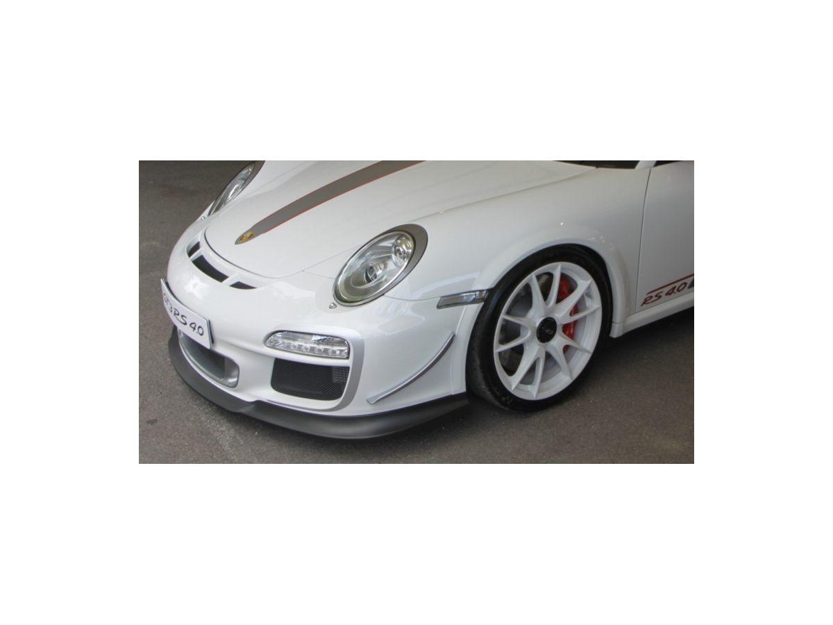 986 - 987 - 996 - 997 front splitter Flics front spoiler GT3 RS 4.0 GFK