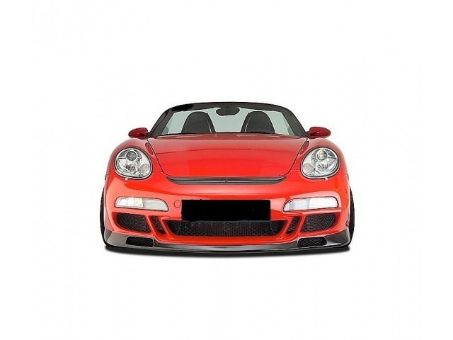 987 Boxster - Cayman front apron with front spoiler and RS vents for Porsche