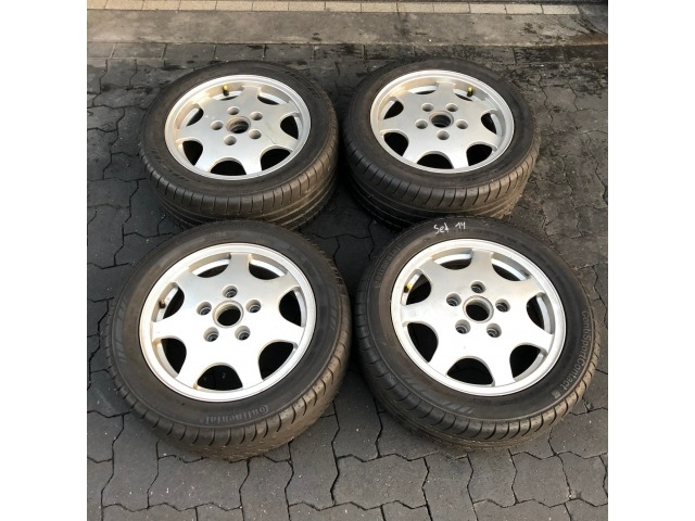 964 Carrera wheel set used Porsche 911