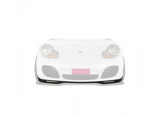 986 - 996 Porsche Update Rubber edge for front spoiler