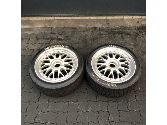 996 GT3 Cup wheels rims 2 peace 9 x 18 BBS Porsche 911