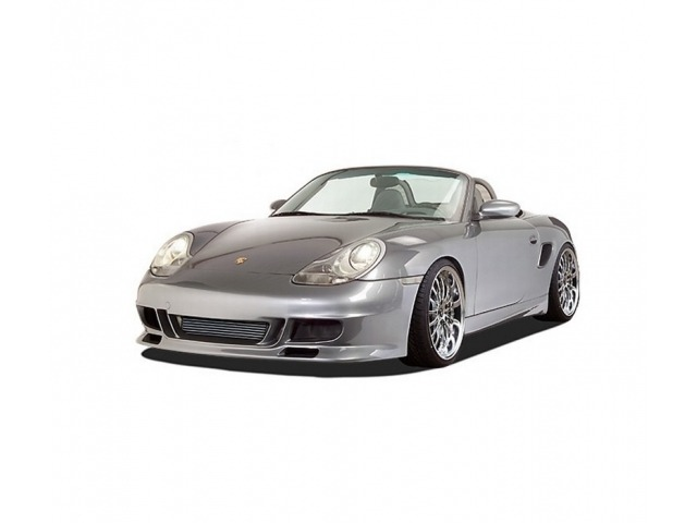 986 - 996 Lightweight front bumper in the Porsche 997 look