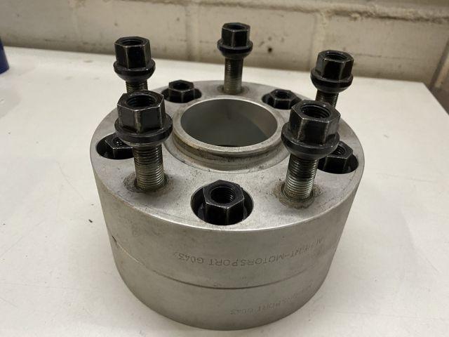 43 mm Distanzscheibensatz für Porsche Typen mit Muttern