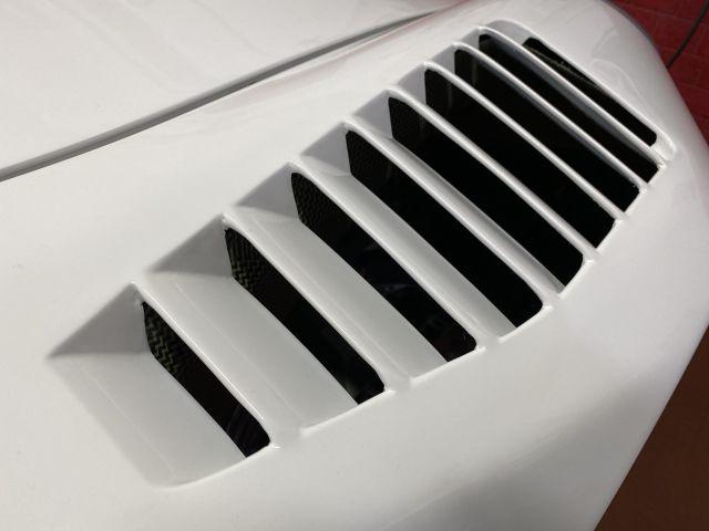 997 GT3 R 2013 Lüftungsgitter Kotflügel vorn Carbon Porsche