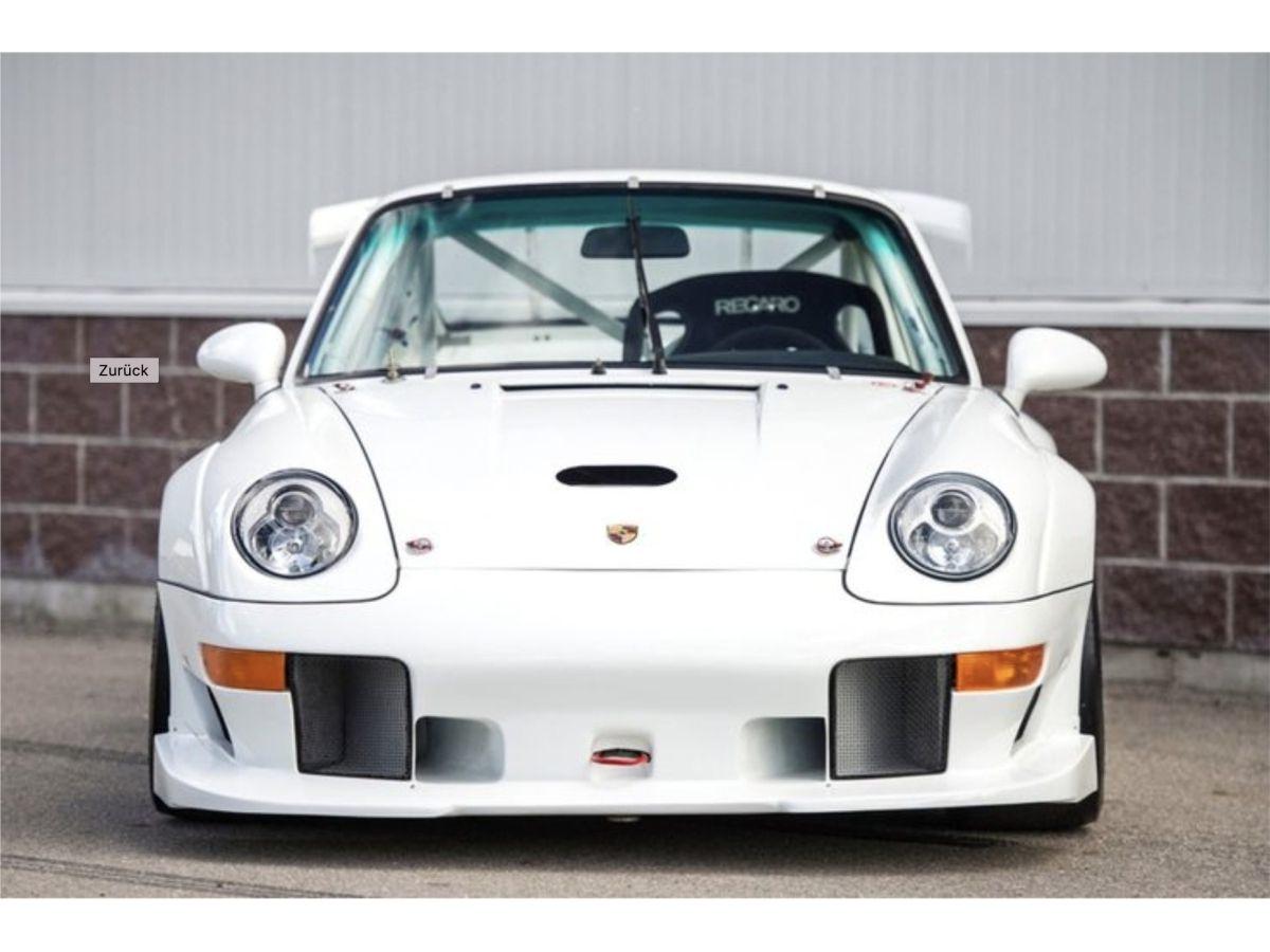 993 GT2 Evo Body Kit Umbausatz Carbon 1996 - 1998 für Porsche 911 - 993 - 993 TT