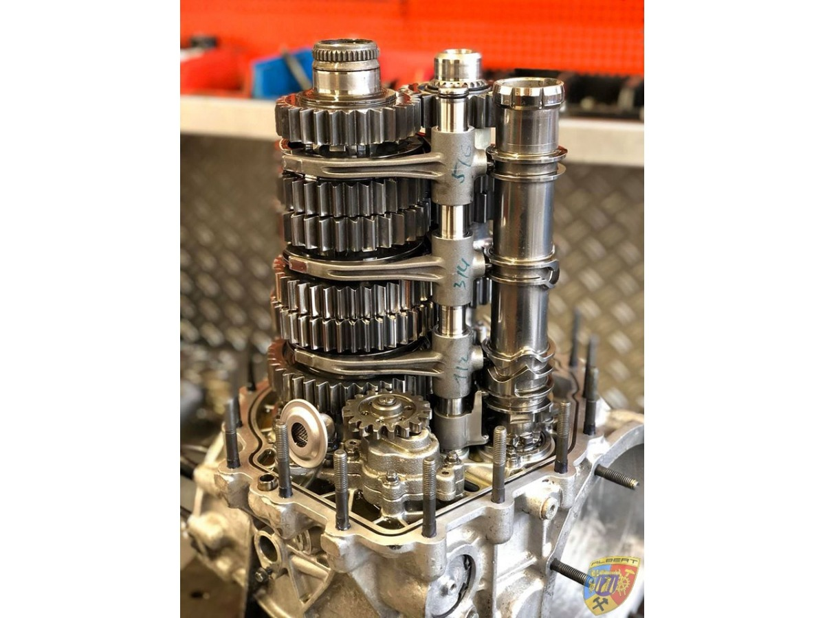 991 GT3 Cup Gearset short V-max 260 km/h Porsche