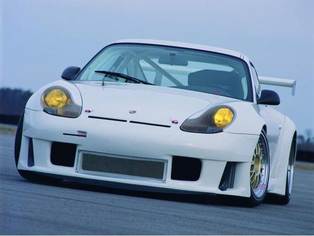 996 GT3 R Bodykit Porsche