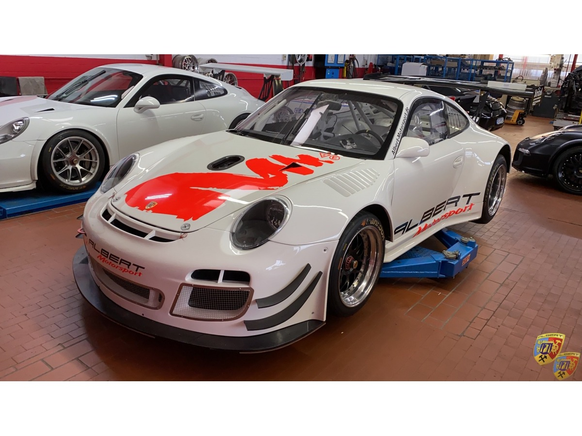 996 Upgrade Kit zu 997 GT3 Cup R 2013 für Porsche 911