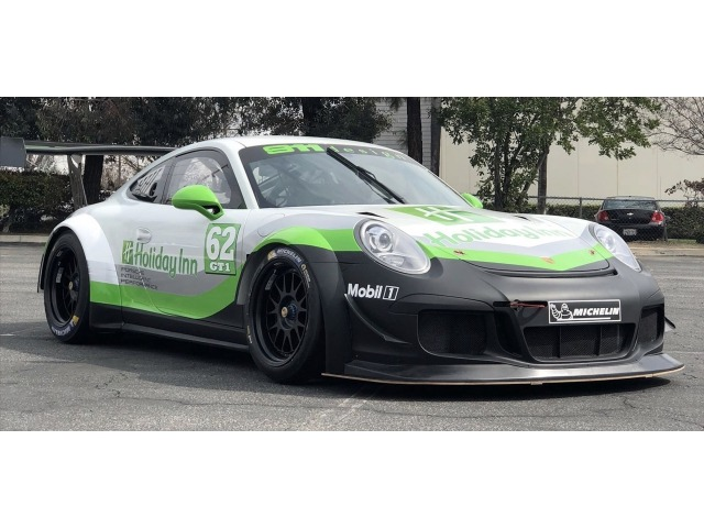 991 GT3 Cup Wide Body Kit for Porsche 911