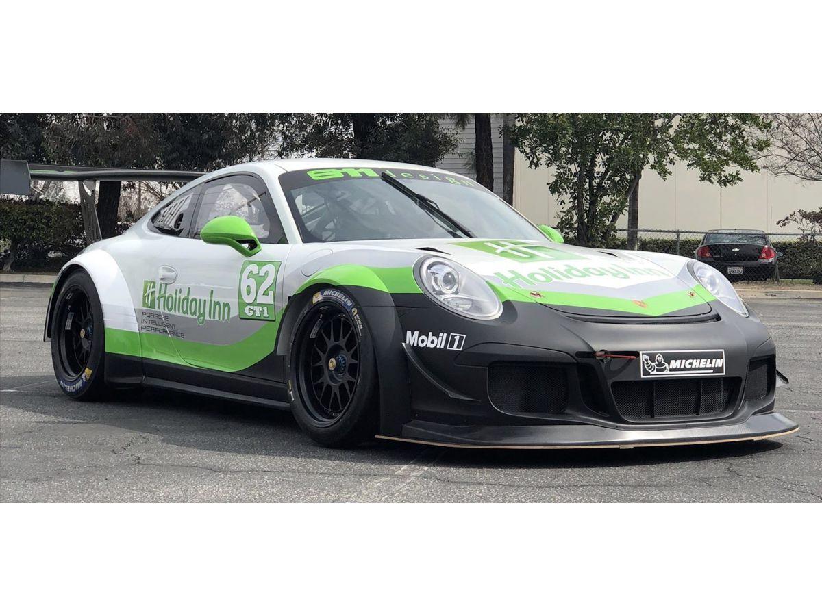991 GT3 Cup Breitbau Kit für Porsche 911