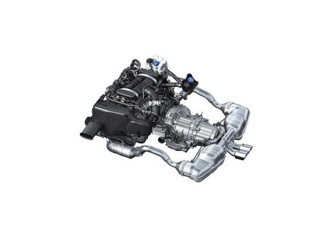 986 Boxster 2,7 liter AT - Motor, Austauschmotor, Tauschmotor Porsche