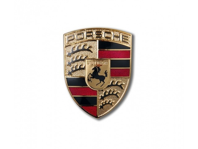 993 - 986 - 996 Wappen Haubenwappen Deckelwappen