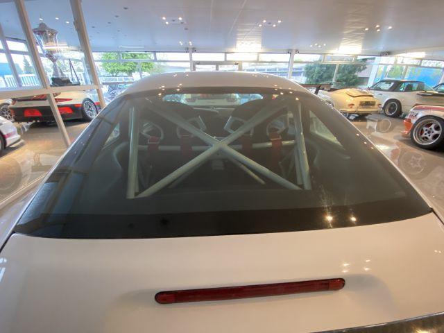 996 - 997 GT3 Cup Heckscheibe Porsche 911 gewölbt