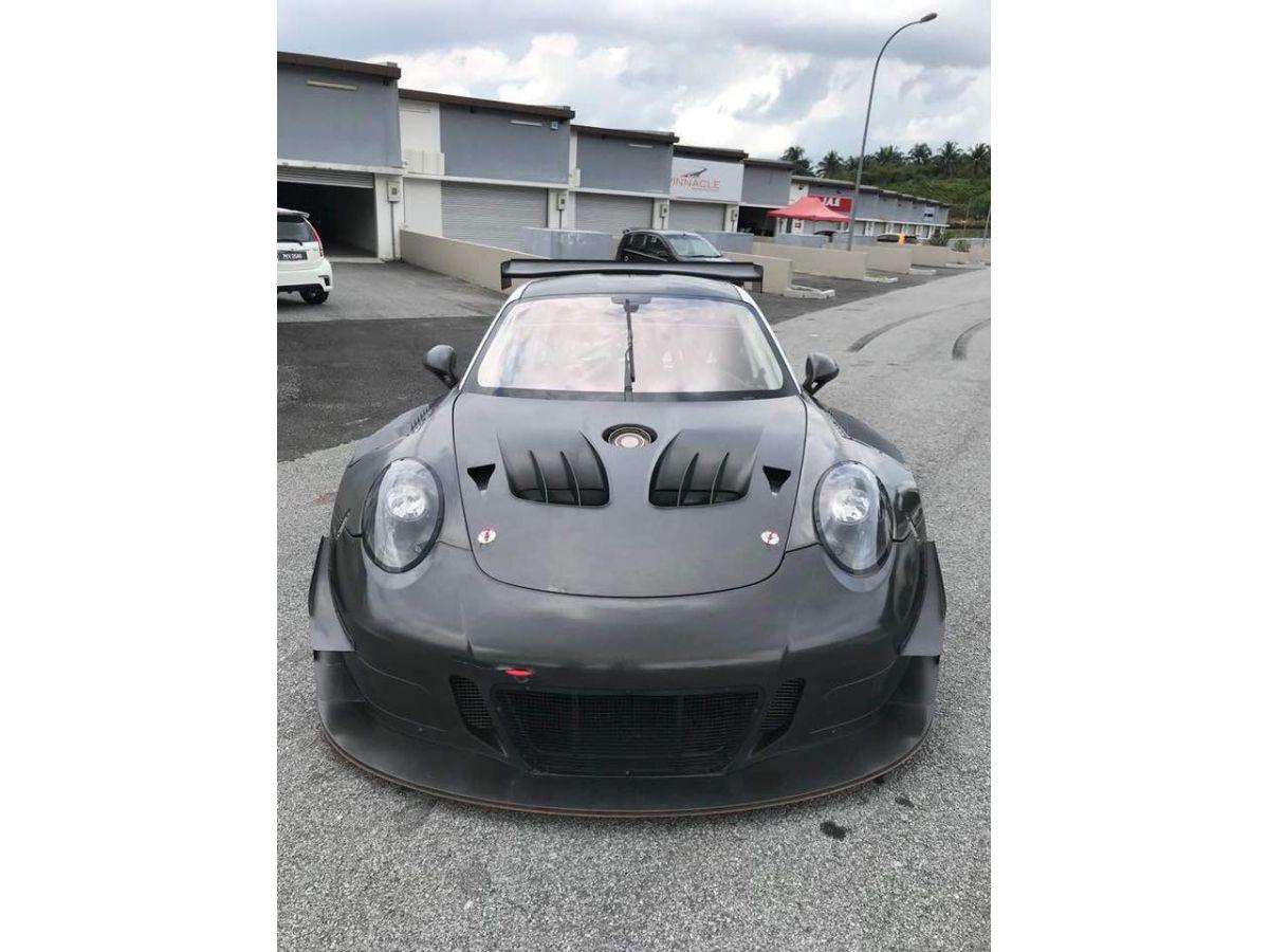 991 GT3 R Haube vorn Kofferdeckel 2016 - 2018 Carbon Porsche
