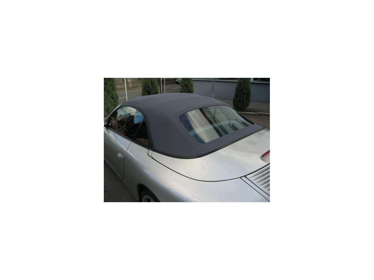 996 - 997 convertible soft top in Sonnenland dralon fabric for Porsche 911