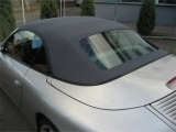 996 - 997 convertible soft top in Sonnenland dralon fabric for Porsche 911