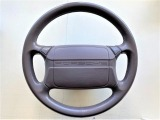 964 - 993 Porsche Airbag steering wheel leather gray at a special price