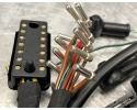 964 wiring harness for engine from 1991 type Porsche M 64.01-03 C2 / 4 with shifting